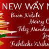 Buon Natale da New Way News