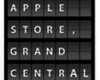 L'Apple Store Grand Central di New York apre in anteprima per la stampa.